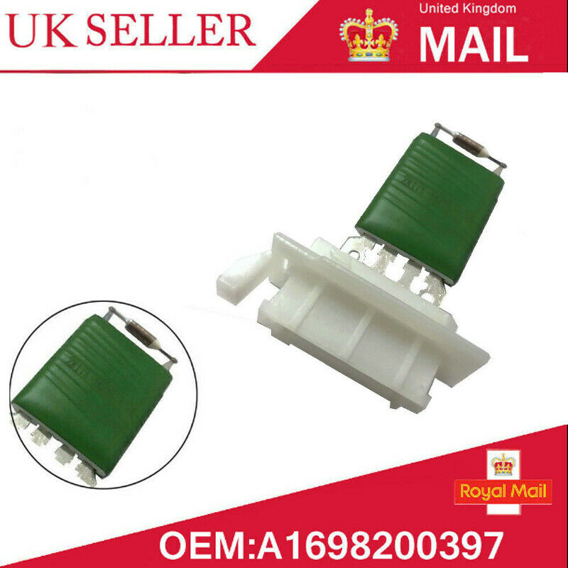 1PCS HEATER BLOWER Motor Fan Resistor
