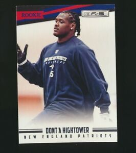 Details about 2012 Panini Rookies & Stars Dont'a Hightower #171 Rookie