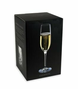 Details About Artland Veritas Champagne Glasses Set Of 4 Crystal Wine Glasses In Gift Box