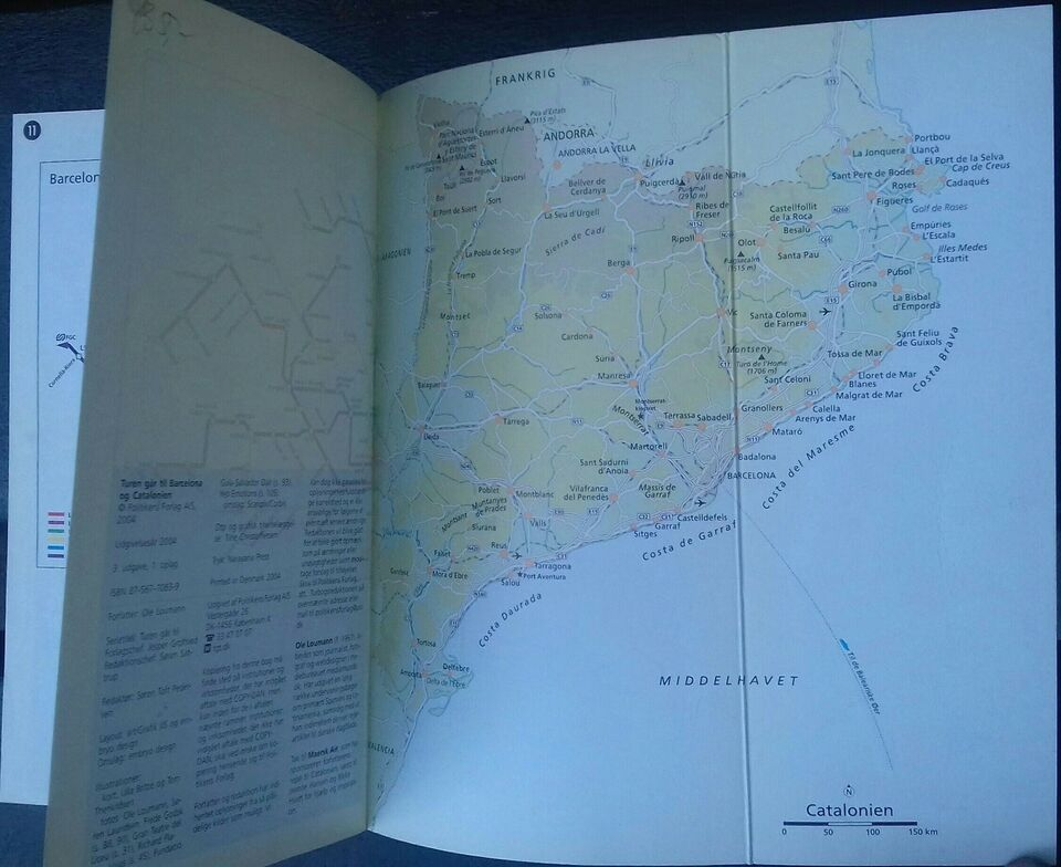 Barcelona & Catalonien - turen går til, Politiken