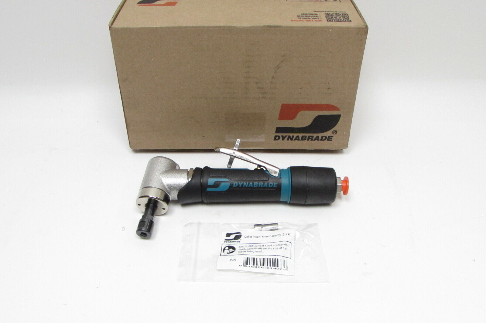 Dynabrade 48205 Offset Die Grinder - 7-Degree - 0.4 HP. Buy it now for 179.97