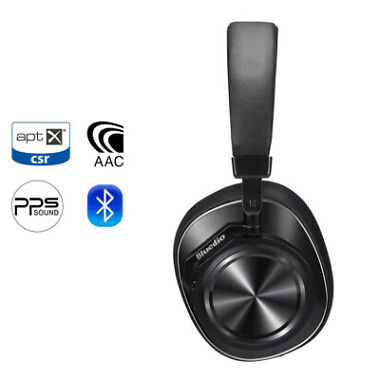 Bluedio T6C Bluetooth 5.0 Headphones Wireless Stereo PPS8 Headsets
