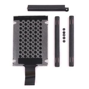 HDD-Hard-Drive-Case-Caddy-Rails-Set-For-Lenovo-IBM-Thinkpad-X230-X220i-X230T