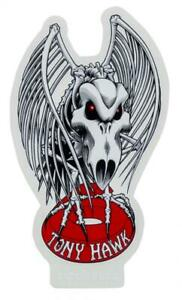 BIRDHOUSE-034-Tony-Hawk-Falcon-034-Skateboard-Sticker-12cm-Medium-Old-Skool