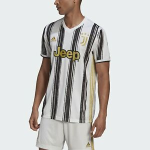 adidas 2020 21 juventus home football jersey men s s s shirts white ei9894 ebay ebay