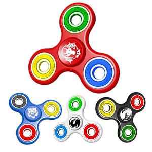 1X-Finger-Spinner-Hand-Fidget-Spinner-Stress-Relieve-Focus-Steel-Bearing-EDC-Toy