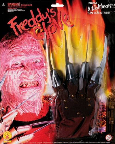 Nightmare on Elm Street Freddy Krueger Costume Glove