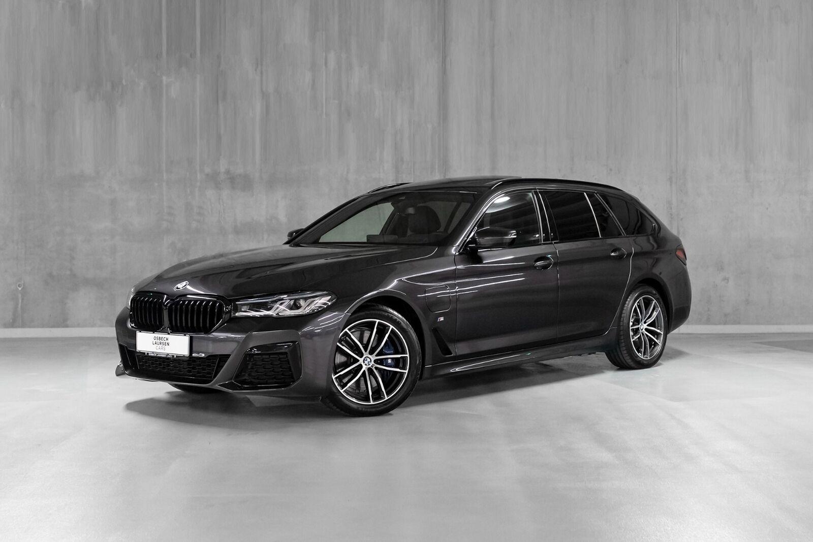 BMW 530e 2,0 Touring M-Sport aut. 5d - 689.900 kr.