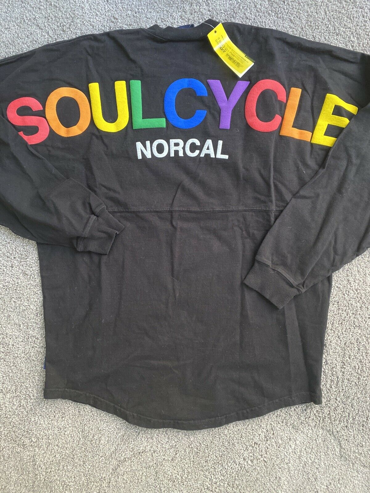 Soulcycle NWT Long Sleeve Sweat / Top XS
