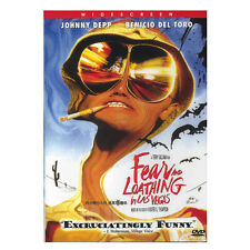 Fear and Loathing in Las Vegas Movie on Laserdisc Johhny Depp Hunter S Thompson