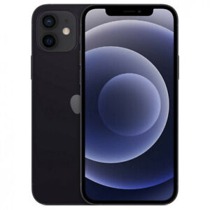 Apple iPhone 12 128GB Libre Smartphone Negro