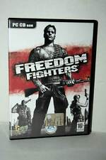 FREEDOM FIGHTERS GIOCO USATO OTTIMO STATO PC CDROM VERSIONE ITALIANA SC2 40586