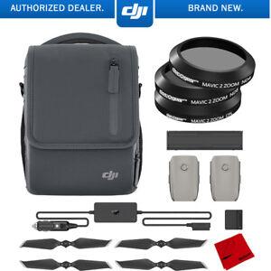 DJI Mavic 2 Fly More Combo + 3pc Filter Kit (ND4, ND8, CPL) for Mavic Air 2 Zoom