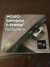 8 Boxes Moso Bamboo X-Treme Fasteners for sale online | eBay
