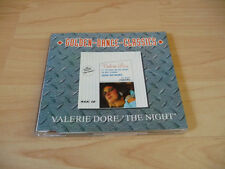 CD maxi VALERIE DORE-The Night + GET CLOSER-Golden Dance Classics