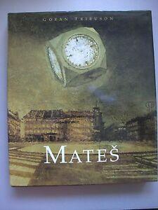 Mates-Biographies-of-Croatian-Twentieth-Century-Painters-1996