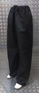 Genuine-British-Transport-Police-MVP-2-5L-Waterproof-Over-Trousers-All-Sizes