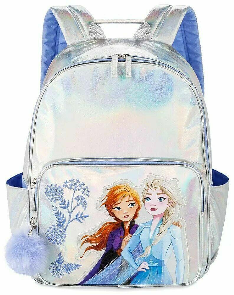 Disney Frozen 2 Girls Backpack Kids Elsa Anna School Nursery Rucksack Lunch Bag