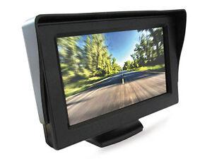 Monitor-TFT-LCD-43-039-039-Delgado-Ajustable-160-Grados-Doble-Entrada-Video-Para