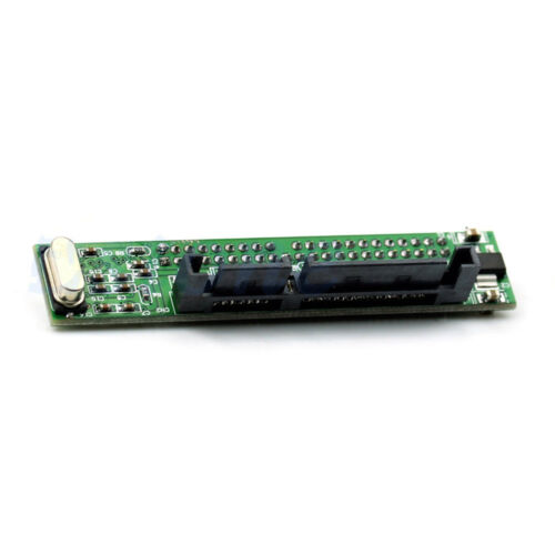 "44pin 2.5/"" Male SATA Adapter Konverter Card IDE HDD Drive Female to 7+15pin"