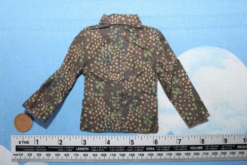 BBI//DRAGON modèles échelle 1//6TH WW2 Allemand Brown Camo tunique CB33729