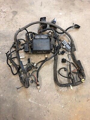 1992-1996 FORD F-150 F-250 Bronco Fuse Box Wiring Harness ...