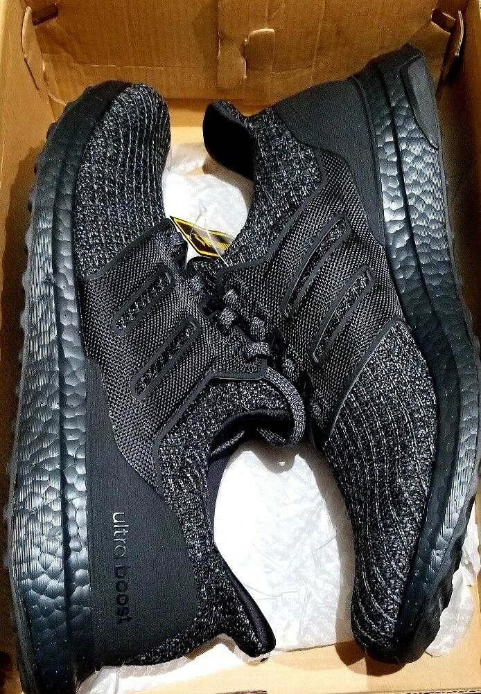 Adidas Ultra Boost Ultraboost 4.0 Triple All Black BB6171 Comfortable Seasonal price cuts, discount benefits