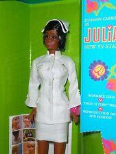 Mattel 50th Anniversary Barbie Diahann Carrol Julia Doll Nurse