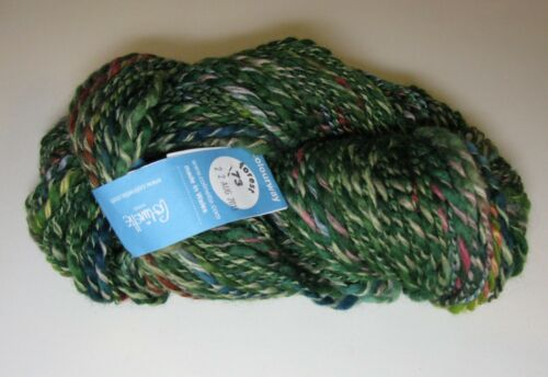 Wool Cotton Greens Colinette Prism Yarn Color #73 Forest