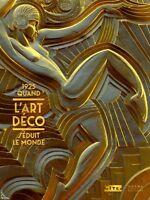 1925 Quand l'Art Deco séduit le monde, livre Relié