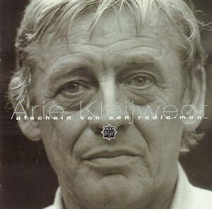 ARIE-KLEIJWEGT-AFSCHEID-VAN-EEN-RADIO-MAN-1998-CD-EIGEN-WIJS-VPRO