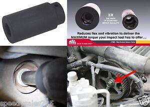 Image Is Loading Lisle 77080 19mm Harmonic Balancer Socket For Honda