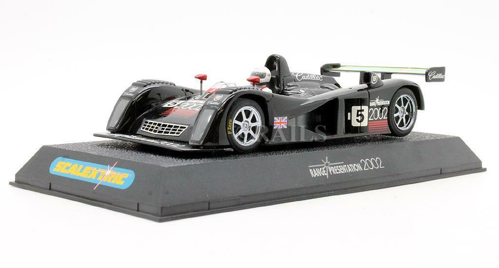 SCALEXTRIC 1 32 C2350 LIMITED PRODUCTION PRESENTATION RANGE CADILLAC NEW(WH)