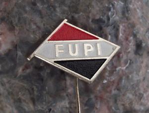 FUPI Puerto Rico Federation University pro Independence Freedom Pin Badge