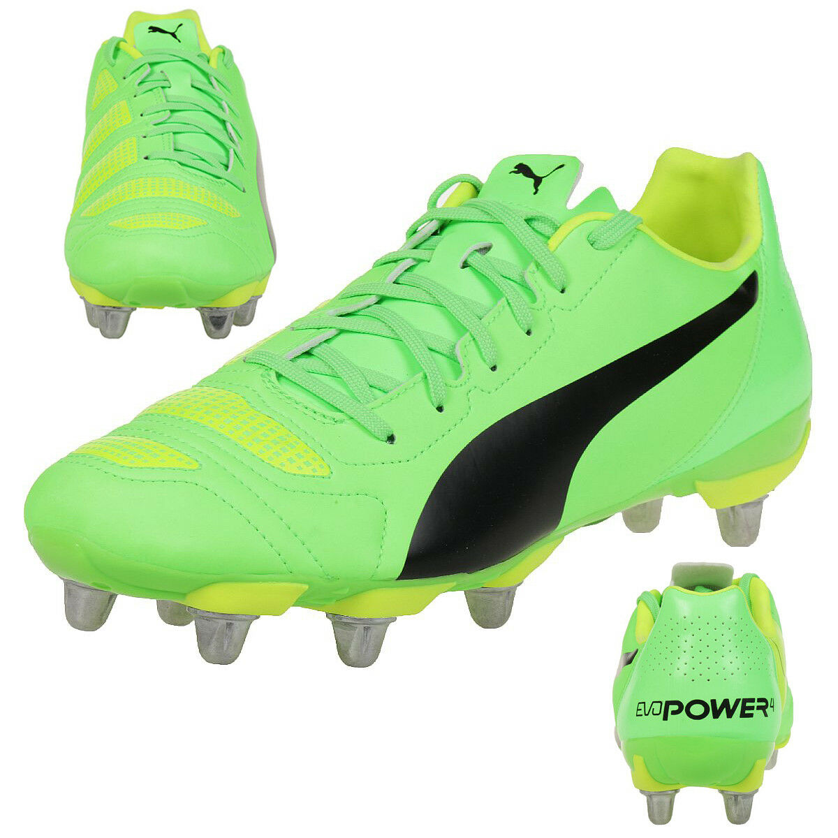 Puma evo POWER 4.2 Rugby Schuhe Football H8 Herren
