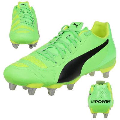 Puma evo POWER 4.2 Rugby Schuhe Football H8 Herren   eBay