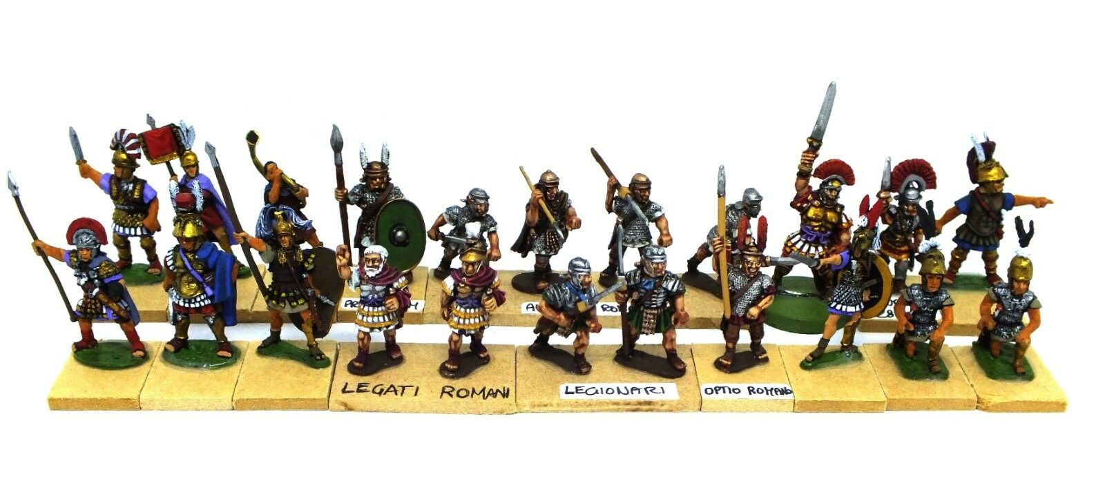 Roman army (high malte) - 28mm