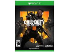 Call of Duty: Black Ops 4 (Microsoft Xbox One, 2018)