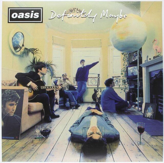 Definitely Maybe (2 LP) [Vinile] Oasis