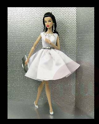 "12"" Randall Craig~Glamorous Doll Fashion~LE 100~Fit Royalty~Monogram~Silkstone"