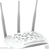 NEW TP-LINK TL-WA901ND 300Mbps Wireless N Access Point Repeater WiFi Bridge WPS
