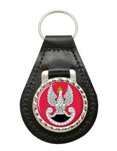 Wojska-Specjalne-Polish-Special-Forces-Leather-Key-Fob