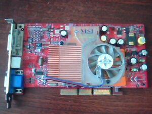 MSI FX5600 DESCARGAR DRIVER