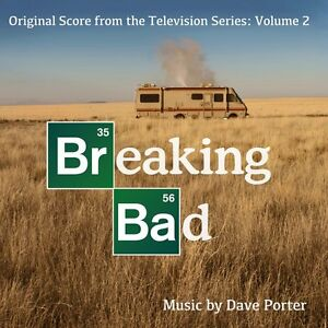 Dave-Porter-Breaking-Bad-Soundtrack-Volume-2-Vinyl-2LP-Inc-Poster-NEW-SEALED