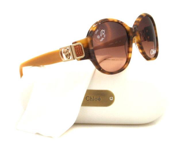 0024173a2cd2 NEW Chloe Sunglasses CL 2241 Beige CO3 CL2241 57mm