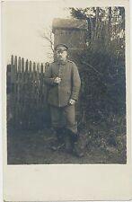 Foto/AK Offizier mit EK2 -  1.WK  (B751)