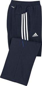 adidas-Kinder-Sporthose-blau-Trainings-u-Jogginghose-Gr-116-128-152-176