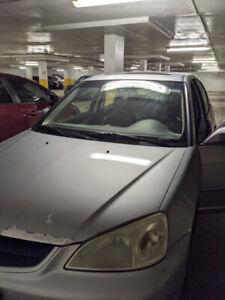 Used Acura 2002 1.7 EL - As Is