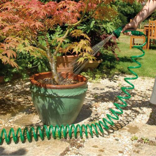 83986 PISTOLA SPRUZZO modello 5 presa rubinetto /& Draper 30m giardino rinculo tubo dell/'acqua