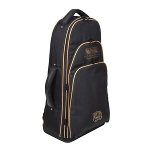 RG Hardie Piper Deluxe Bagpipe Case Black Highland Bagpipes Rucksack ... 7e843c9d6f0e2